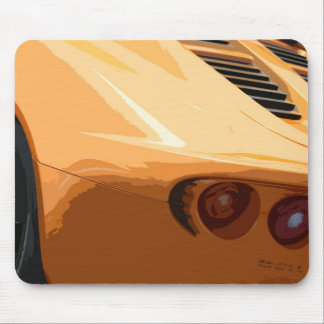 FAST CAR 14 (mouse-pad) Mouse Pad