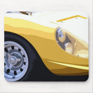 FAST CAR 15 (mouse-pad) Mouse Pad