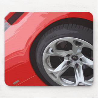 FAST CAR 18 (mouse-pad) Mouse Pad