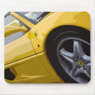 FAST CAR 22 (mouse-pad) Mouse Pad
