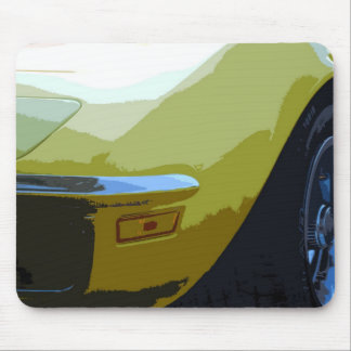 FAST CAR 28 (mouse-pad) Mouse Pad