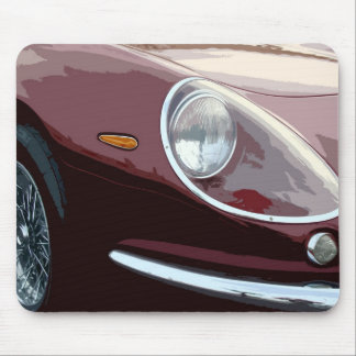 FAST CAR 29 (mouse-pad) Mouse Pad