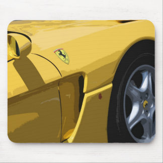 FAST CAR 2 (mouse-pad) Mouse Pad