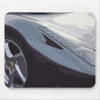 FAST CAR 8 (mouse-pad) Mouse Pad