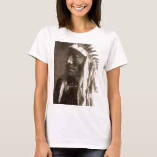 Fast Elk Hexaka Luzahan Native American Indian T-Shirt
