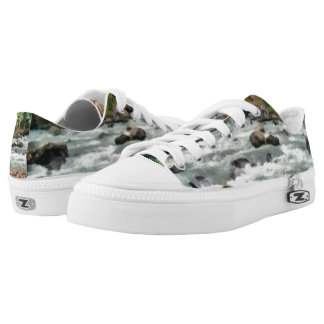 Fast flowing Lidder Low-Top Sneakers