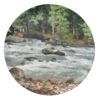 Fast flowing Lidder Plate