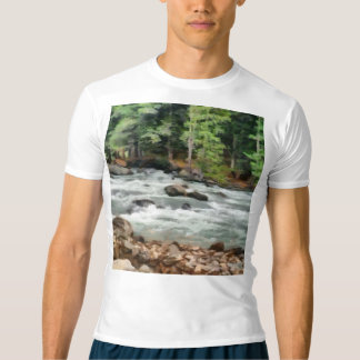 Fast flowing Lidder T-shirt