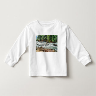 Fast flowing Lidder Toddler T-shirt