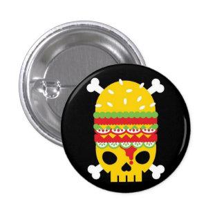 Fast Food 1 Inch Round Button