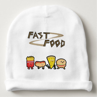 Fast Food Baby Beanie