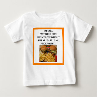 fast food baby T-Shirt