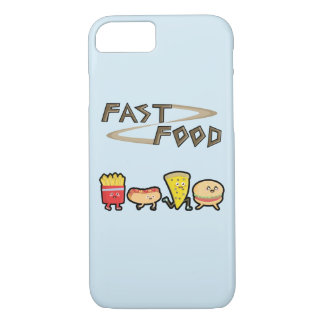 Fast Food Case-Mate iPhone Case