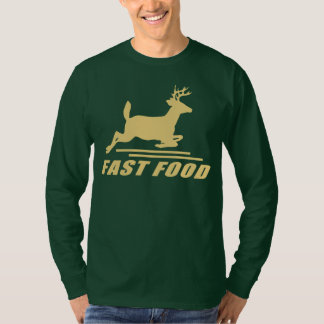 Fast Food Deer T-Shirt