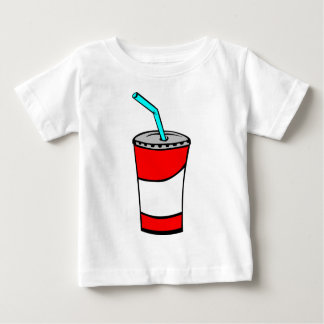 Fast Food Drink Baby T-Shirt