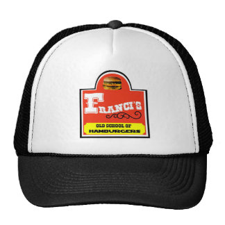 Fast Food Francis Hat