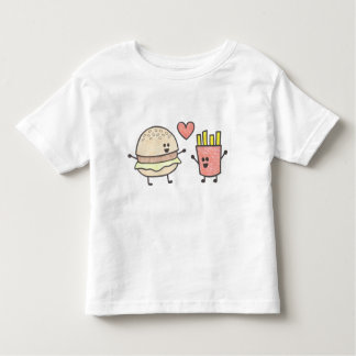 Fast Food Friends Toddler T-shirt
