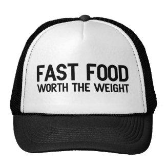 Fast Food Hats