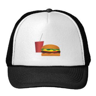 Fast Food Trucker Hats