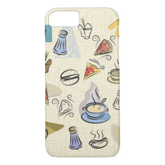 Fast Food iPhone 7 Case
