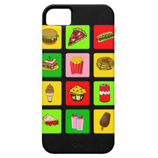 Fast Food Junkie iPhone case-mate Case For The iPhone 5