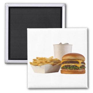 Fast Food Magnet