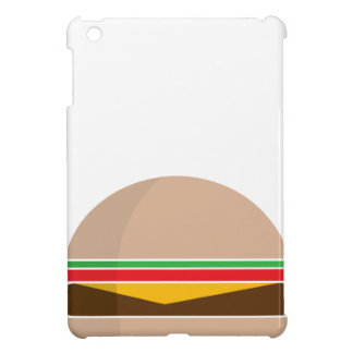 fast food meal iPad mini cover