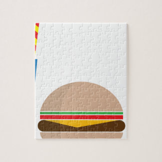 fast food meal jigsaw puzzle