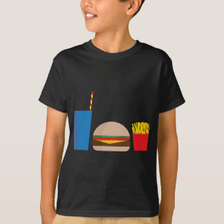 fast food meal T-Shirt