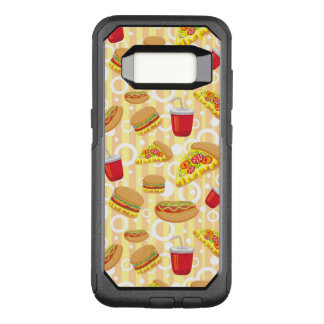 Fast Food OtterBox Commuter Samsung Galaxy S8 Case