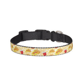 Fast Food Pet Collar