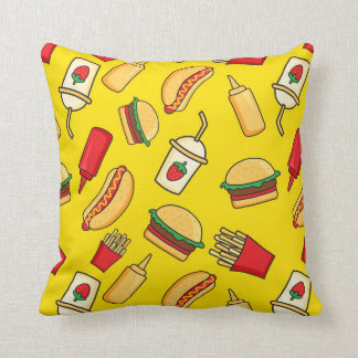 Fast food pillow