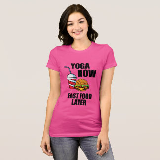 Fast Foodie Now! T-Shirt