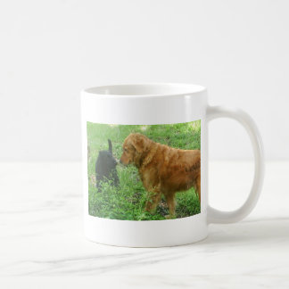 Fast Friends Coffee Mug