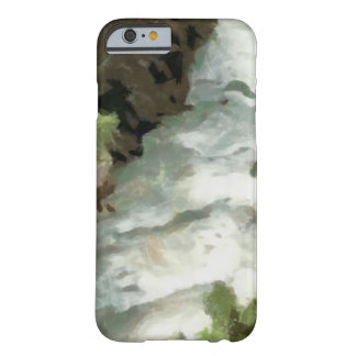 Fast moving river barely there iPhone 6 case