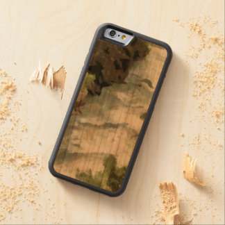 Fast moving river cherry iPhone 6 bumper case
