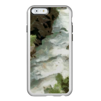Fast moving river incipio feather® shine iPhone 6 case