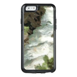 Fast moving river OtterBox iPhone 6/6s case