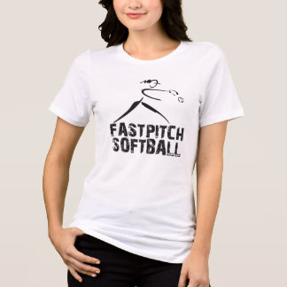 Fast Pitch Softball T-Shirt