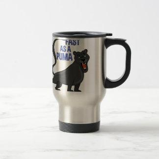 Fast Puma Travel Mug