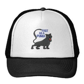 Fast Puma Trucker Hat