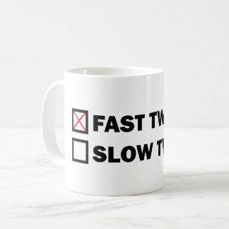Fast Twitch Coffee Mug