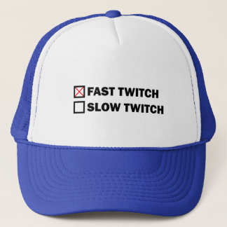 Fast Twitch Trucker Hat
