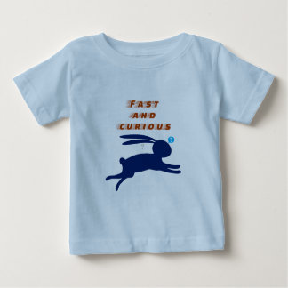 FastAndCurious Baby T-Shirt