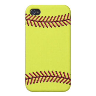 Fastpitch softball 1 iPhone 4 cover