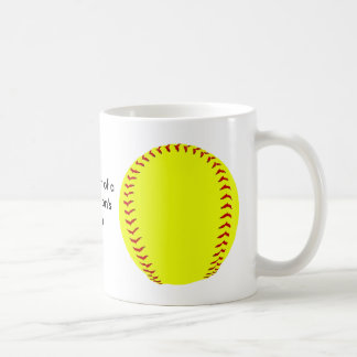 Fastpitch Softball Coffee Mug