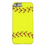 Fastpitch Softball Fashions iPhone 6 Case