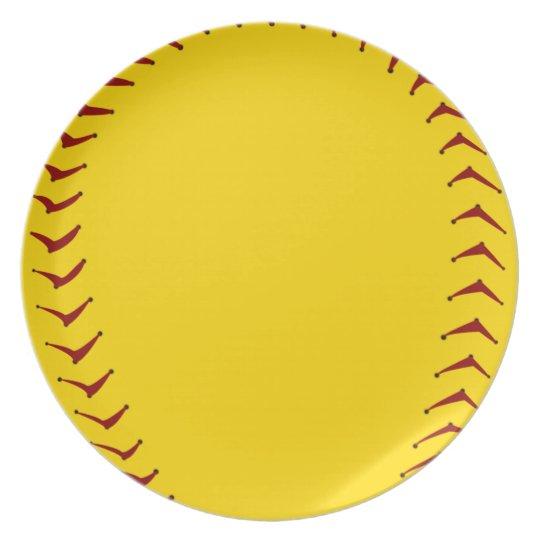 Fastpitch Softball Plate