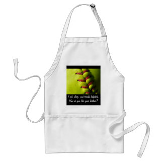 Fastpitch Softball Seam Standard Apron