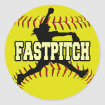 Fastpitch Sticker